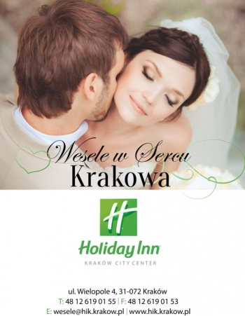 Holiday Inn Kraków City Center *****