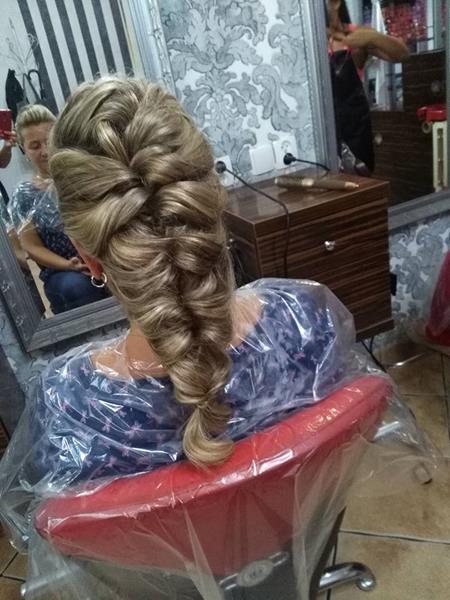 Fryzura I Makeup Salon Fryzjerski Justyna Dąbkowska Justyna