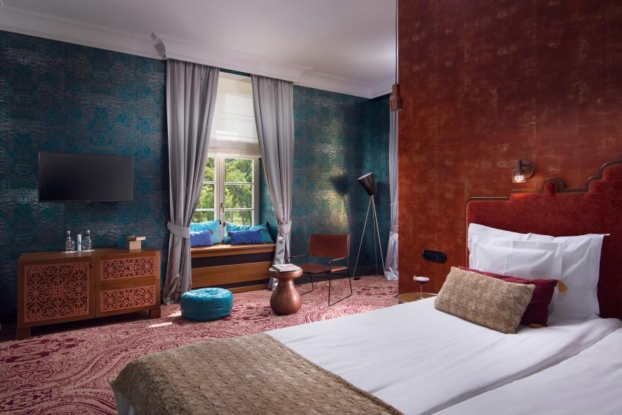 Hotele Hotel Quadrille Relais Châteaux Gdynia Woj Pomorskie